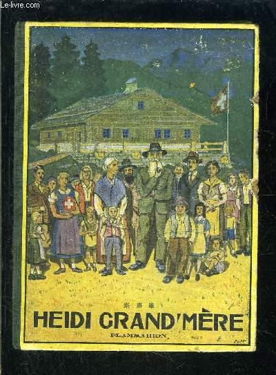 HEIDI GRAND MERE