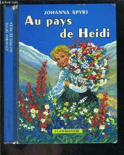 AU PAYS DE HEIDI