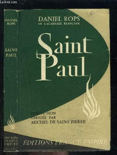 SAINT PAUL- CONQUERANT DU CHRIST