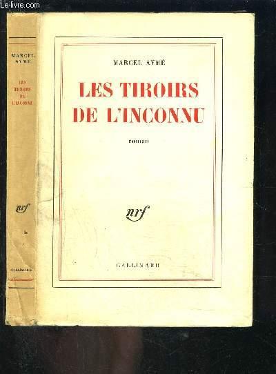 LES TIROIRS DE L INCONNU