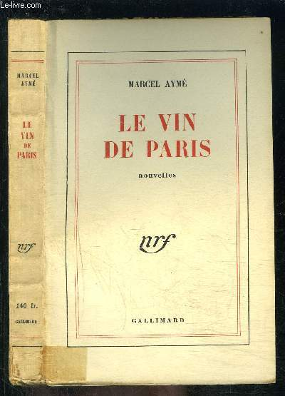 LE VIN DE PARIS
