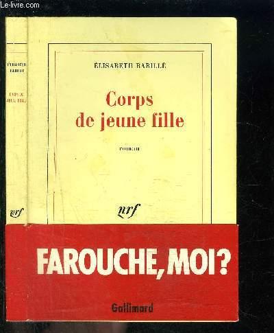 CORPS DE JEUNE FILLE