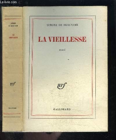 LA VIEILLESSE