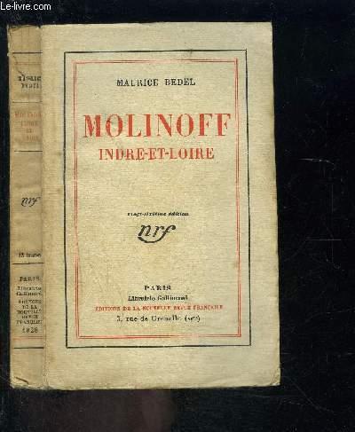 MOLINOFF INDRE ET LOIRE