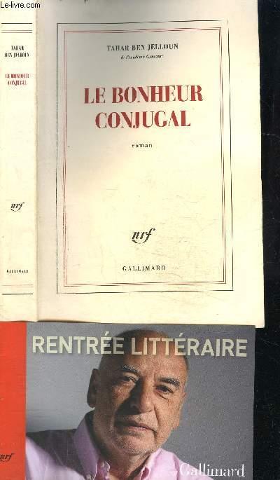 LE BONHEUR CONJUGAL