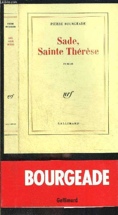 SADE, SAINTE THERESE