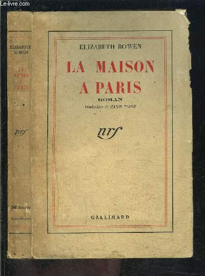 LA MAISON A PARIS