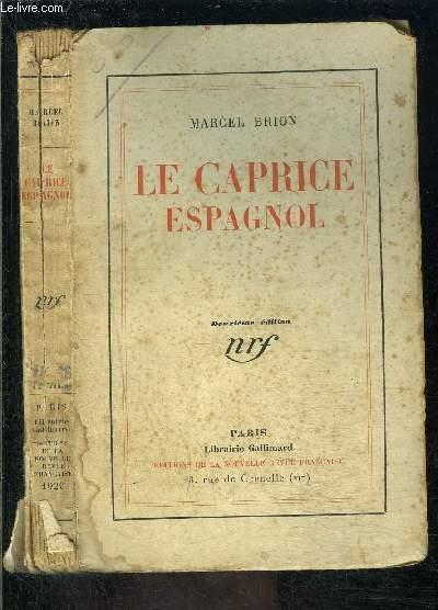 LE CAPRICE ESPAGNOL