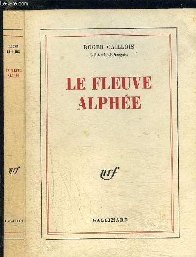 LE FLEUVE ALPHEE