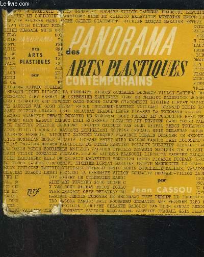 PANORAMA DES ARTS PLASTIQUES CONTEMPORAINS