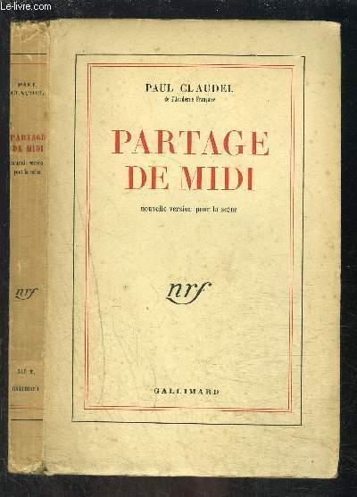 PARTAGE DE MIDI