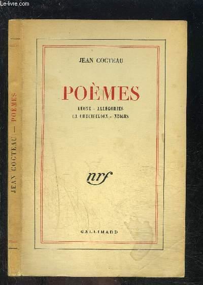 POEMES- LEONE- ALLEGORIES- LA CRUCIFIXION- NEIGES