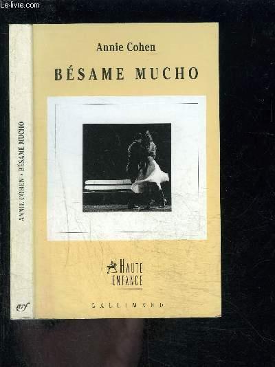 BESAME MUCHO