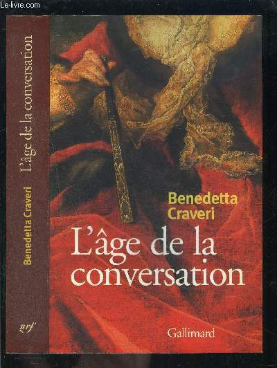L AGE DE LA CONVERSATION