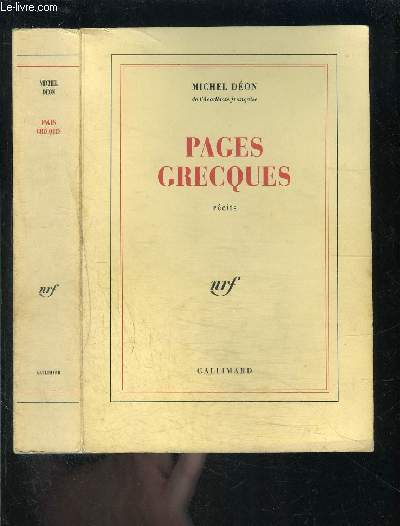 PAGES GRECQUES