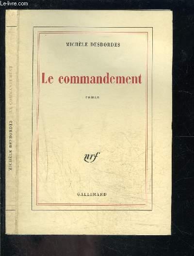 LE COMMANDEMENT