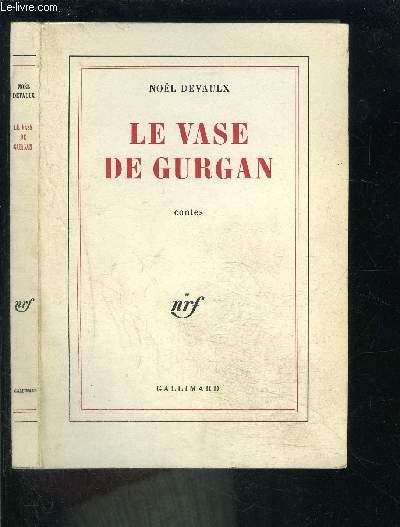 LE VASE DE GURGAN