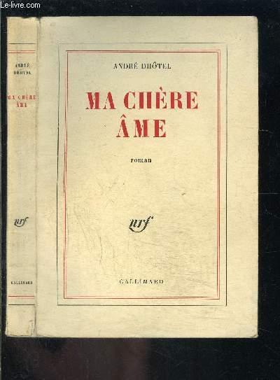 MA CHERE AME