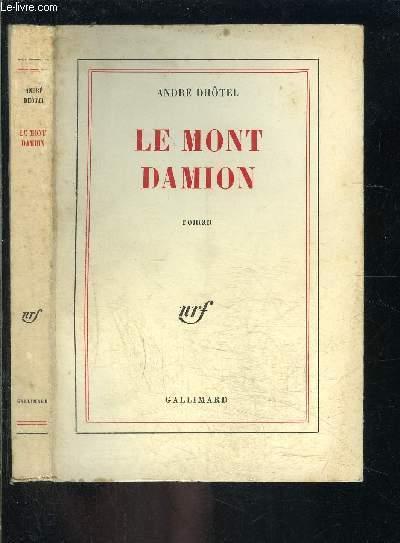 LE MONT DAMION