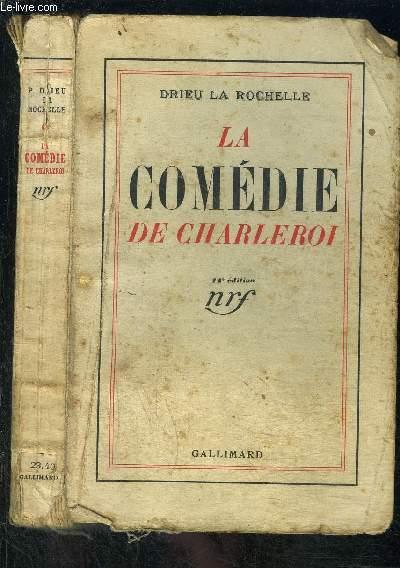 LA COMEDIE DE CHARLEROI