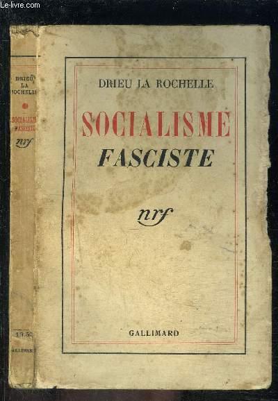 SOCIALISME FASCISTE