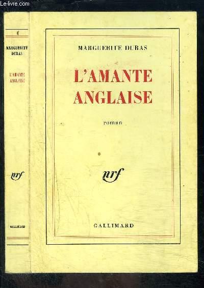 L AMANTE ANGLAISE