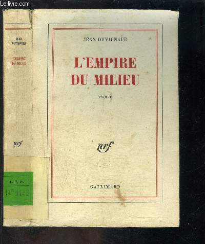 L EMPIRE DU MILIEU