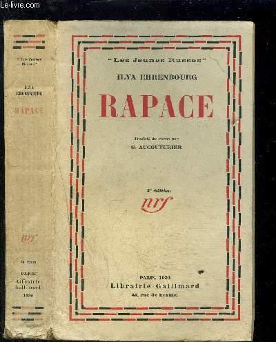 RAPACE / LES JEUNES RUSSES