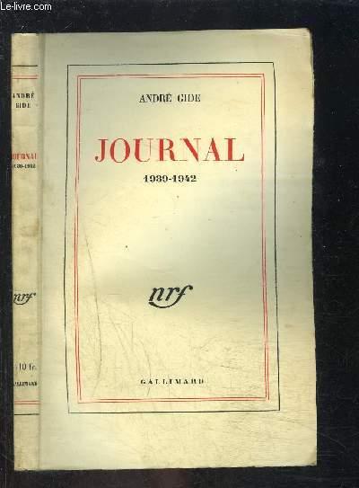 JOURNAL- 1939-1942