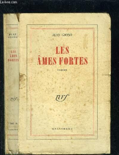 LES AMES FORTES