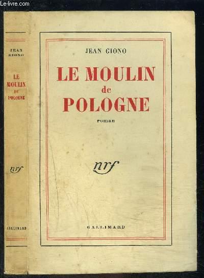 LE MOULIN DE POLOGNE