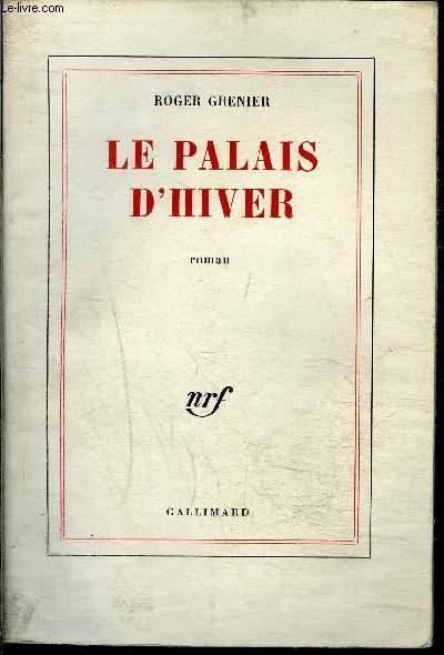 LE PALAIS D'HIVER - EXEMPLAIRE N°C64/70