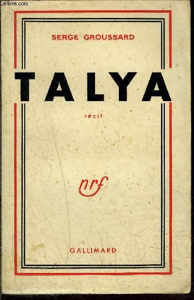 TALYA - 8EME EDITION