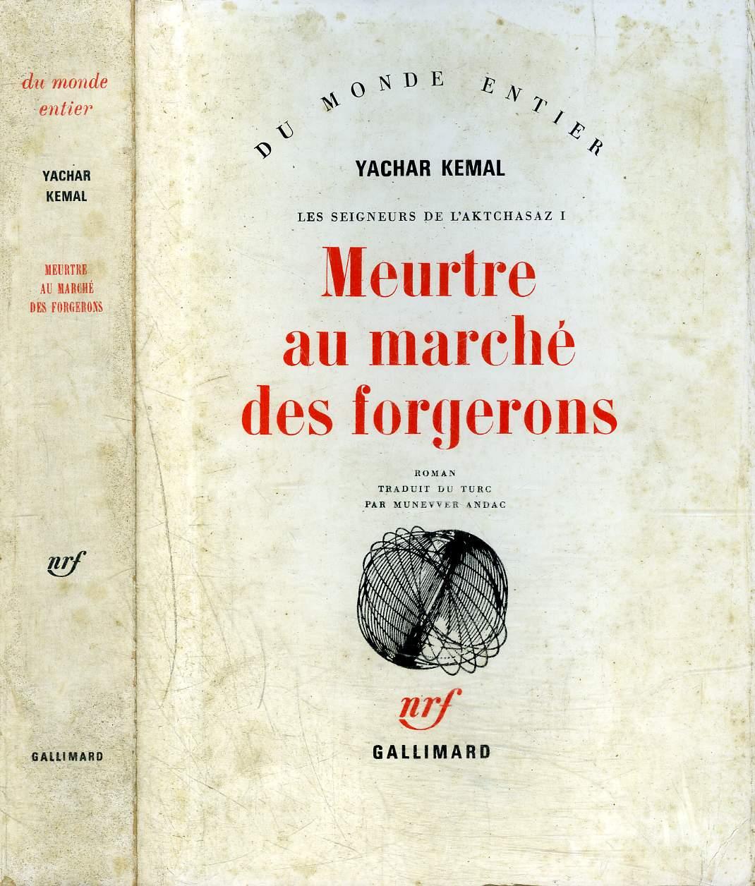 LES SEIGNEURS DE L'AKTCHASAZ I : MEURTRE AU MARCHE DES FORGERONS
