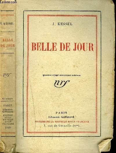 BELLE DE JOUR
