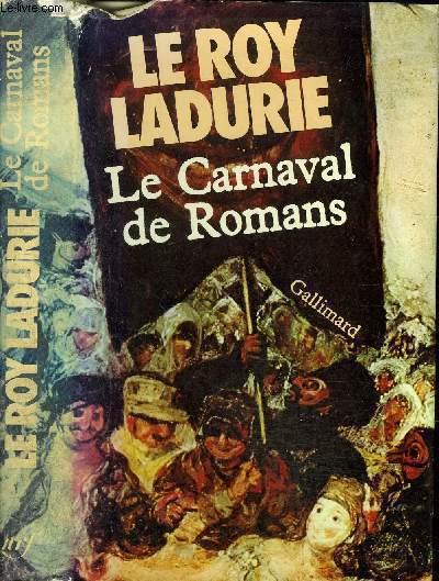 LE CARNAVAL DES ROMANS : DE LA CHANDELEUR AU MERCREDI DES CENDRES 1579-1580