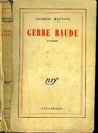 GERBE BAUDE