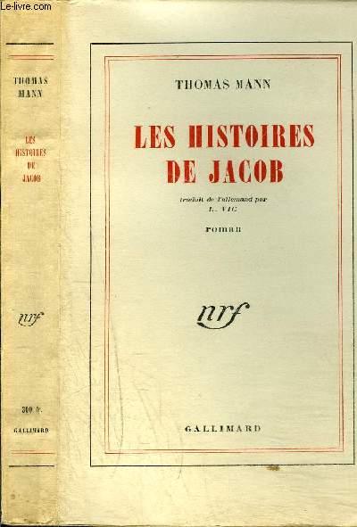 LES HISTOIRES DE JACOB