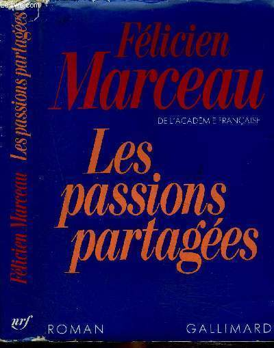 LES PASSIONS PARTAGEES