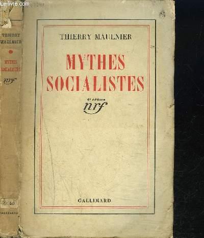 MYTHES SOCIALISTES