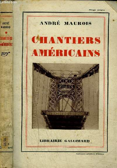 CHANTIERS AMERICAINS
