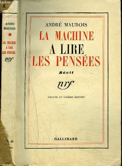 LA MACHINE A LIRE LES PENSEES