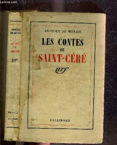 LES CONTES DE SAINT-CERE