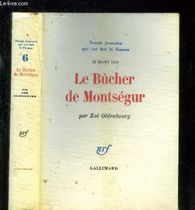 LE BUCHER DE MONTSEGUR