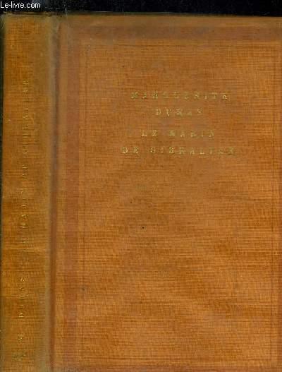LE MARIN DE GIBRALTAR .COLLECTION SOLEIL