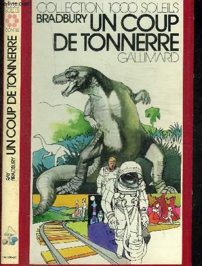 UN COUP DE TONNERRE.COLLECTION 1000 SOLEILS