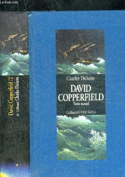 DAVID COPPERFIELD. COLLECTION 1000 SOLEILS