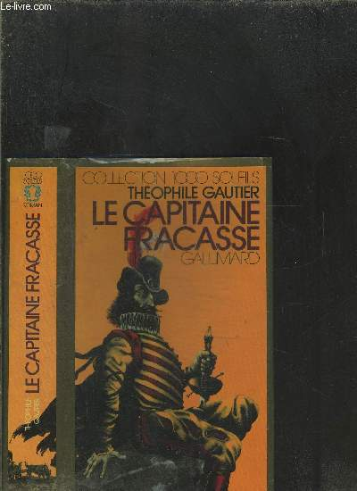 LE CAPITAINE FRACASSE.COLLECTION 1000 SOLEILS