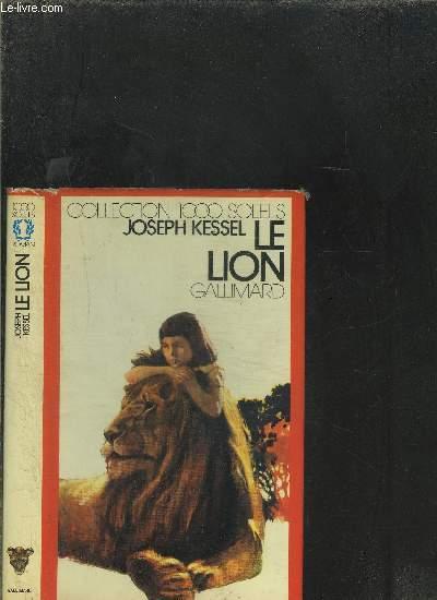 LE LION.COLLECTION 1000 SOLEILS