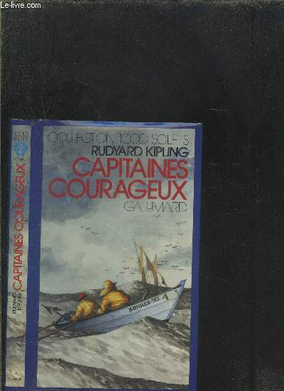 CAPITAINES COURAGEUX. COLLECTION 1000 SOLEILS